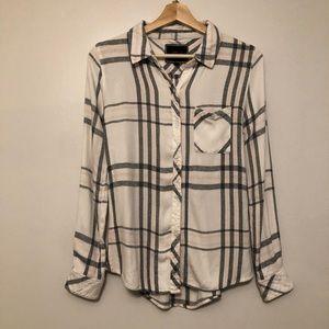 Rails Tops - Rails Hunter Plaid Shirt